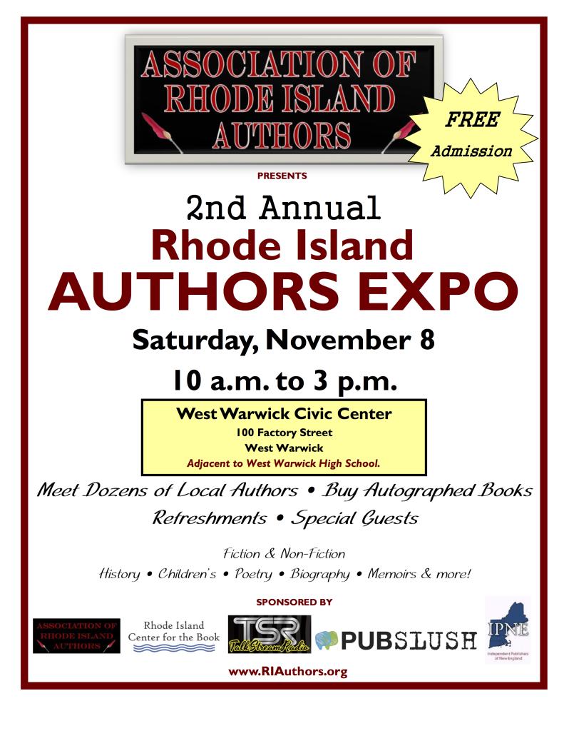 Authors Expo Flyer 2014
