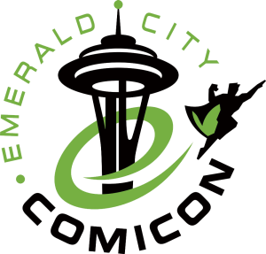 Emerald City Comic Con Logo